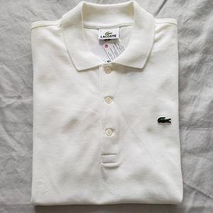 Lacoste Men's Cotton Polo Shirt